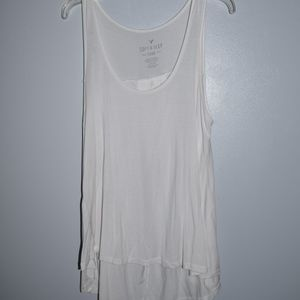 2 Soft & Sexy tanks American Eagle size small